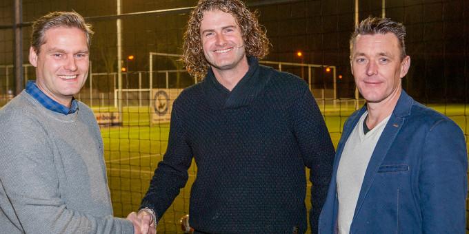 Op de foto van links naar rechts: Eric Hoekstra, Duco Mulder en Willem Jan Kimp.
